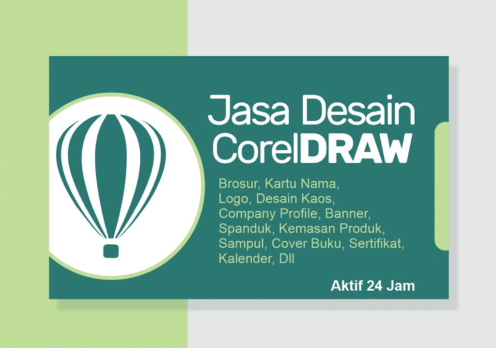 Jasa Desain CorelDRAW