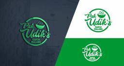 logo bakso Malang pak Udik'scc