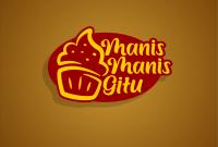 Jasa Logo Kue untuk Manis Manis Gitu