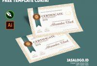 sertifikat cdr download