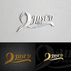 desain logo hijab