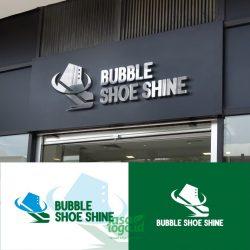 Jasa Desain Logo Cuci Sepatu