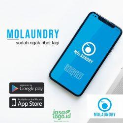 Jasa Desain Logo Laundry