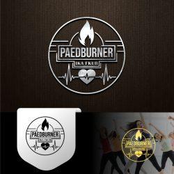 Jasa Logo Fitnes untuk Paedburner
