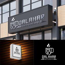 Jasa Logo Cafe dan Resto untuk Dalahar