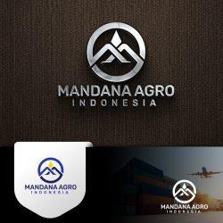 jasa logo pengiriman untuk Mandana