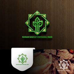 Jasa Logo Badan Wakaf untuk Irsyadul