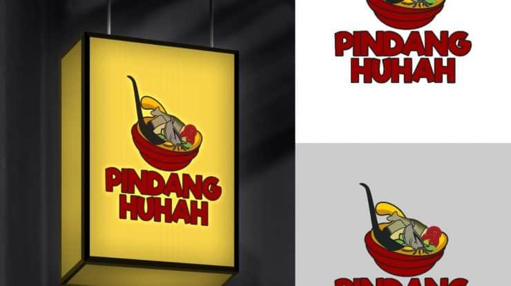 Jasa Desain Logo Warung Makan Pindang Ikan Patin