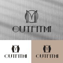 Jasa Desain Logo Outfit untuk OutfitMI